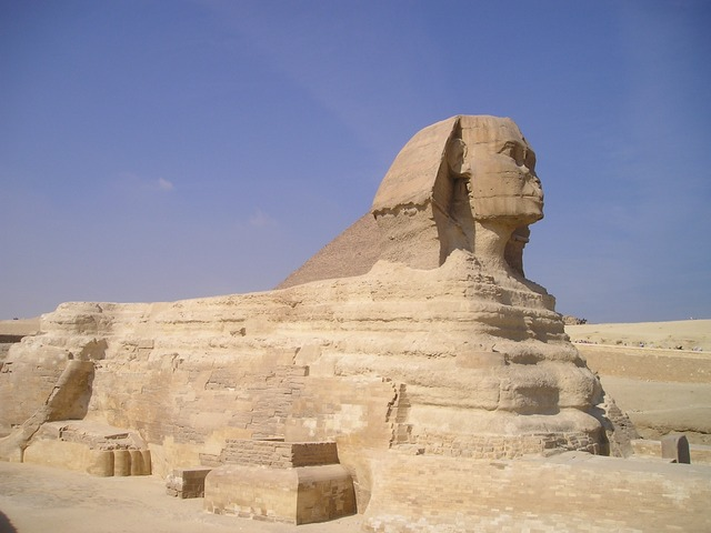 Egypte : le Sphinx