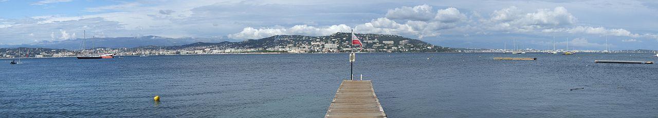 Cannes : Ile Sainte-Marguerite