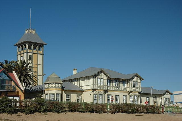 Namibie Swakopmund