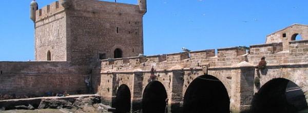 Essaouira - port remparts