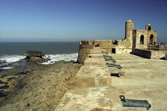 Skala de ville : remparts d'Essaouira