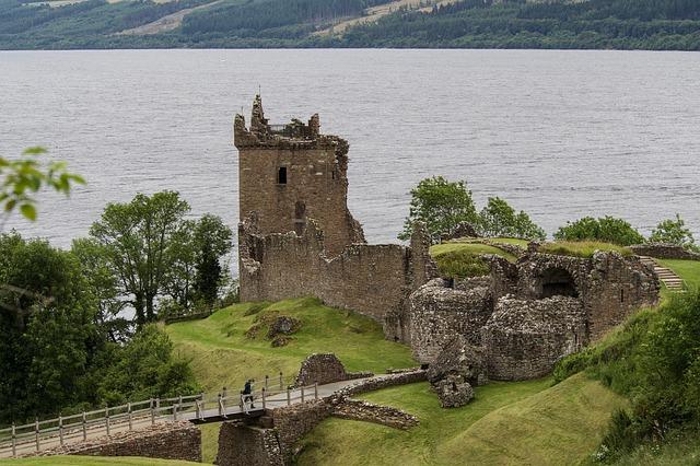 Chateau du Loch Ness