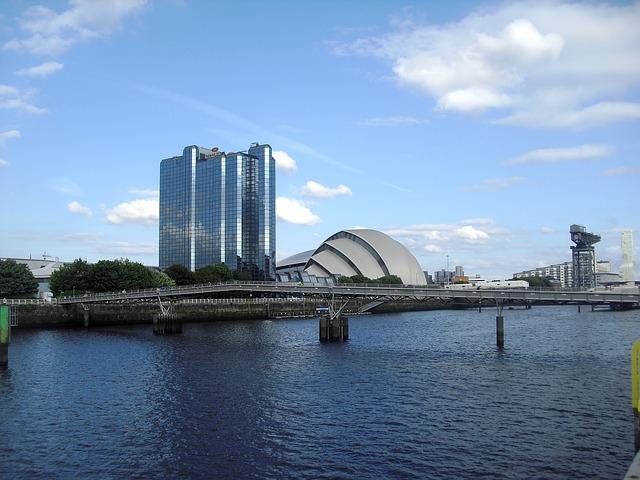Ville de Glasgow