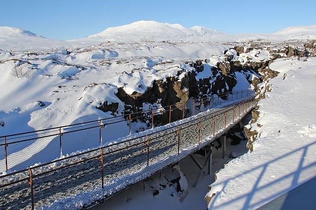 parc national Thingvellir Islande