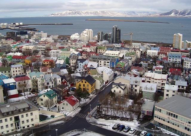 Reykjavik capitale Islande
