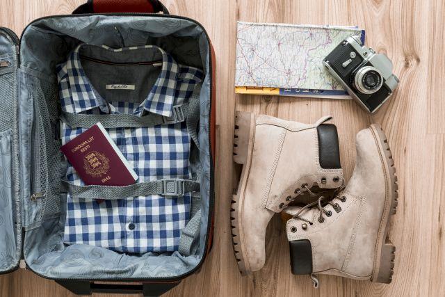 valise de voyage randonnée